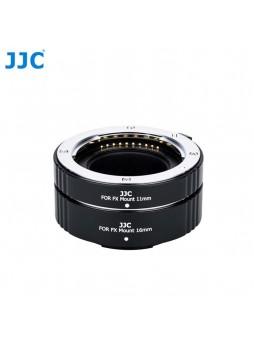 JJC AET-FXS Auto Focus AF Macro Extension Tube Set for Fujifilm X Mount