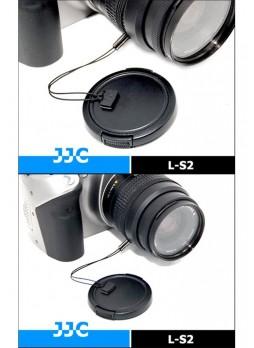JJC L-S2 Lens Cap Keeper for DSLR Camera Lens Cover