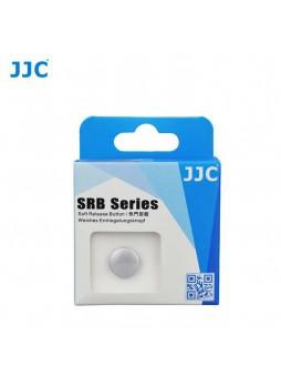 JJC SRB-B10S Silver Convex Surface Metal Soft Shutter Release Button For FUJIFILM XT20 X100F X-T2 X100T X-PRO2 X-T10 X-PRO1 X-E2S X100 X100S X10 X20 X30 X-E1 X-E2 STX-2 (SILVER)