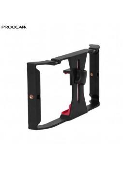 Proocam HR-01 Handheld Rig Video Mobile Phone Camera Stabilizer Holder Frame