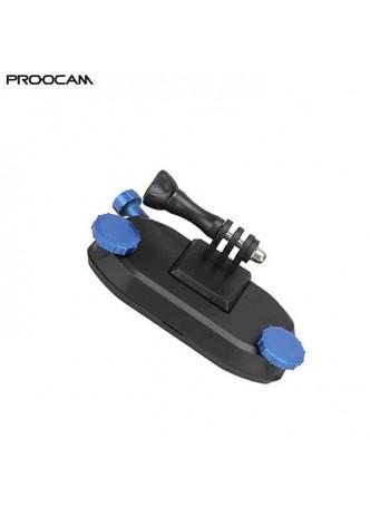Proocam H959 Capture Gopro & Action Camera Clip Holder Bracket (Blue)