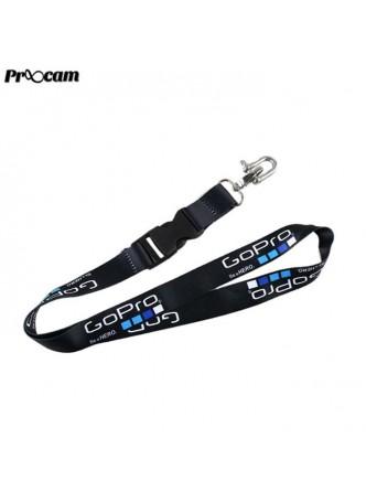 Proocam PRO-GNS Gopro Hero Design neck Straps Hanging Rope 60 cm