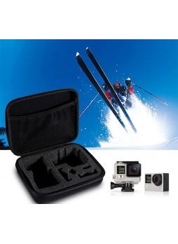 Proocam PRO-F218 Protector Travel Bag for SJCAM GOPRO Action Camera (Big)