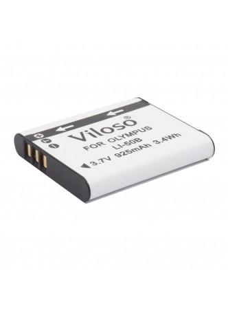 Proocam Viloso LI-50B Battery for Olympus Stylus SZ-10, SZ-12, SZ-15, 1010, 1020, 1030, 9000, 9010
