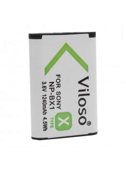 Proocam Viloso NP-BX1 Battery Sony Cyber-shot DSC-RX100, DSC-RX100 II, DSC-RX100M II IV