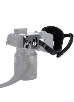 JJC HS-ML1M Adjustable Hand Strap for Canon / Nikon / Sony / Fujifilm / Olympus / Pentax / Panasonic Holds Mirrorless Cameras with Lens