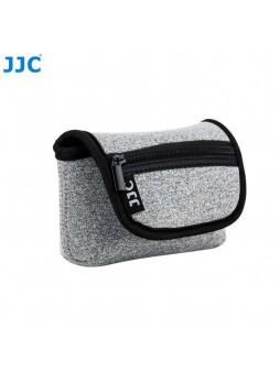 JJC OC-R1BG Neoprene Camera Case Campact Sony RX100 II III IV V VI Series (Dark Gray)