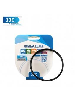 JJC A+ F-MCUV46 Multi-coated MC UV Ultra Slim Lens Filter 46mm for Camera DSLR Lens (Japan AGC Glass)