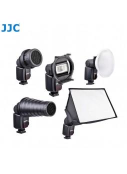 JJC FK-9 Flashgun Light Control Speedlite Accessories Kit (Speedlite not include)