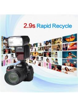 Zomei Flash ZM-860T HSS 1/8000S Auto TTL Flash Speedlite zm860 Flash Light for Canon Nikon