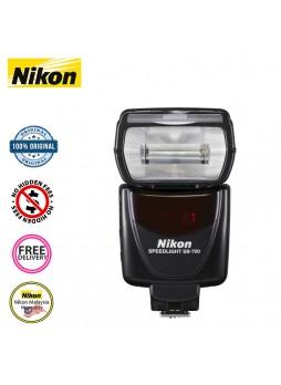 Nikon SB-700 Speedlight Shoe Mount Flash (Nikon Malaysia)
