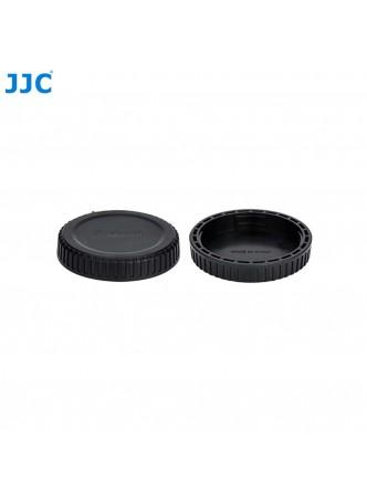 JJC L-RNZ Nikon Z7 Z6 Z Mount for camera Body Rear Lens Cap Cover Set