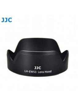 JJC LH-EW53 Lens Hood for Canon EF-M 15-45mm f/3.5-6.3 IS STM 15-45 EW-53