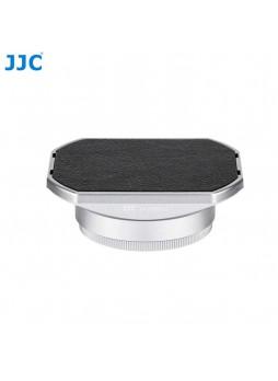 JJC LH-JX100FII for Fujifilm XF 23mm F1.4 R Lens Hood (Silver)