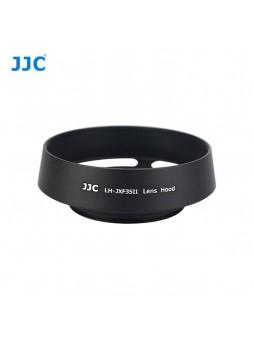 JJC LH-JXF35II lens hood For Fujifilm XF 35mm f/2 R WR Shade Black