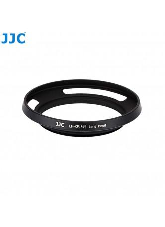 JJC LH-XF1545 Lens Hood Shade for Fujinon XC 15-45mm F3.5-5.6 OIS PZ Lens -Black