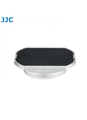 JJC LH-JXF50S Silver Metal lens hood for fujifilm 50mm F2 lens