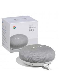 Google Home Mini (Silver) - Smart Small Speaker