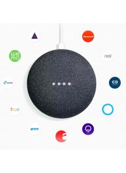 Google Home Mini (Charcoal) - Smart Small Speaker