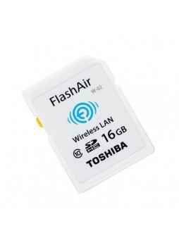 Toshiba FlashAir Wifi Card SDHC 16GB Class 10 Photo Memory card W-03 (Original Malaysia)
