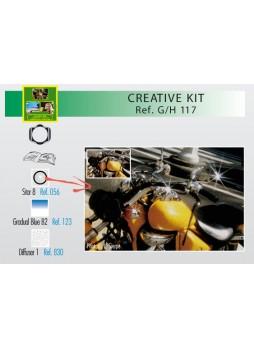 Cokin H117 P-Series Creative Kit Filter Kit Set