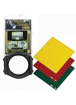 Cokin H220 Black & White Filter Kit P Series