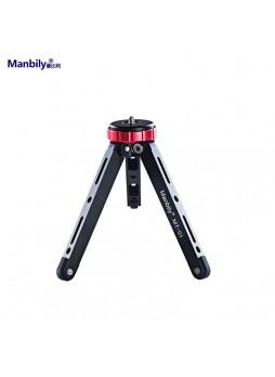 Manbily MT-01 Desktop Tripod Portable Tripod Mini Phone Stand