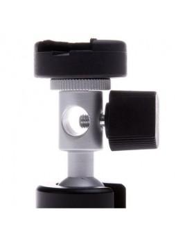Proocam FB-01 BallHead Shoe Mount Umbrella Bracket for Speedlite Flash Light Stand
