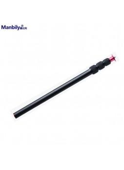 Manbily ER-01 extend monopod high for MT-01 Tripod