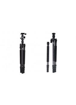 Sirui N-1204X 4-Section Professional Carbon Fiber Tripod for Camera (N1204X)