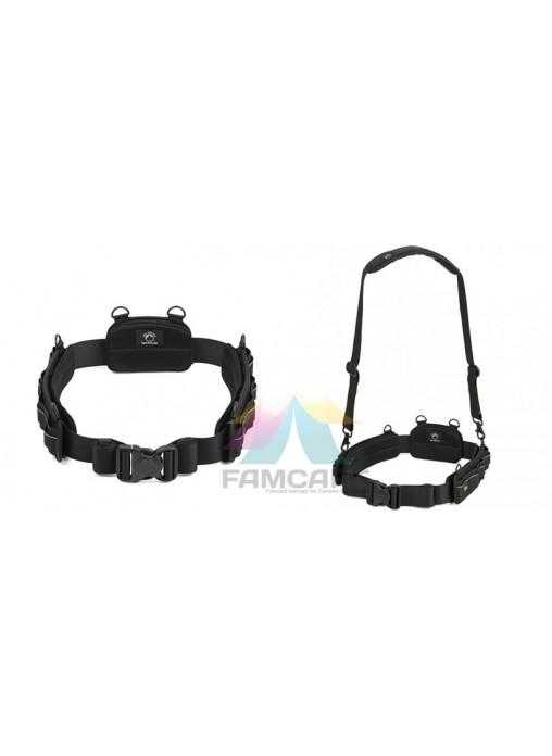 Lowepro S Amp F Light Utility Belt Black Lowepro 12700624