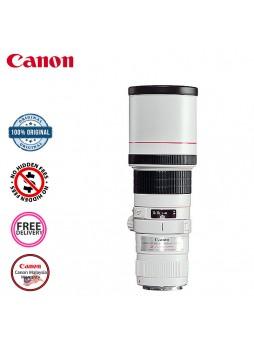 Canon EF 400mm F5.6 L USM Camera Lens (Malaysia Canon)