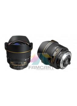 Nikon 14mm F2.8D AF Lens with Lens Hood CL-2 Camera Lens ( Nikon Malaysia )