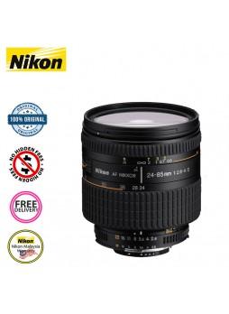 Nikon 24-85mm f2.8-4.0D Zoom WA-Telephoto AF Zoom Nikkor  IF AF Lens (Nikon Malaysia)