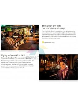 Nikon  24mm f1.4G AF-S Nikkor ED Wide Angle Camera Lens (Nikon Malaysia)