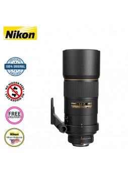 Nikon 300mm f4 D ED-IF Telephoto AF-S Nikkor  Autofocus Lens (Nikon Malaysia)