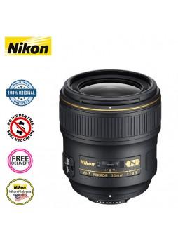 Nikon 35mm F1.4 G AF-S Camera Lens  (Nikon Malaysia)