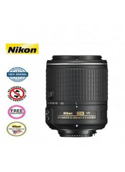 Nikon 55-200mm f 4-5.6G ED VR II AF-S DX NIKKOR Lens (Nikon Malaysia)