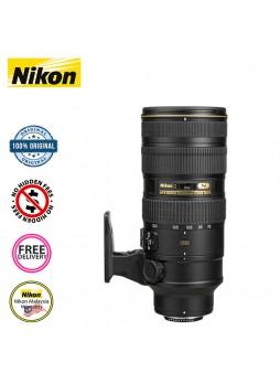 Nikon 70-200mm F2.8G VR ED II AF-S Zoom Nikkor Lens (Nikon Malaysia)