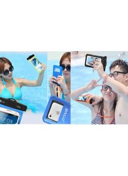 Bingo 5.5 inch Mobile Waterproof Case WP-55OR-Orange
