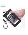 Bingo 6 inch for Iphone 6 Plus Waterproof Case WP-6BK -Black