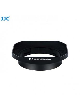 JJC LH-JXF16II Lens hood For Fujinon XF 16mm F1.4 R WR Fuji Camera
