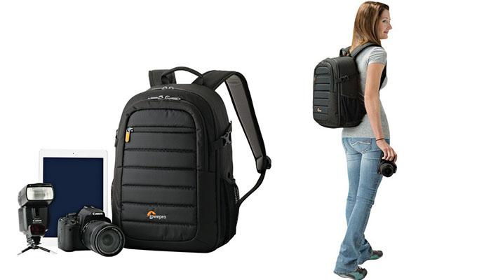 d81c2f3c8e29 Lowepro Tahoe BP150 Backpack Camera Bag (Black)