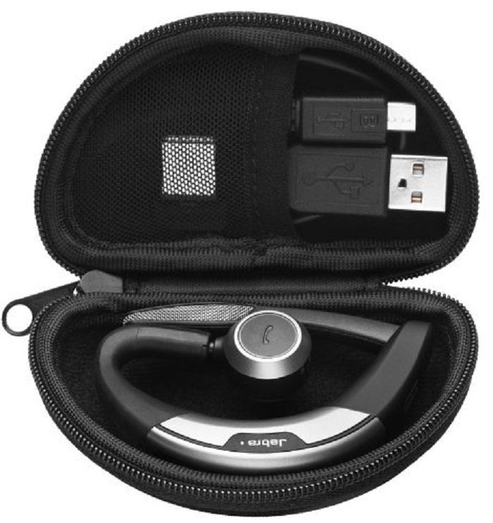 Jabra Oreillette Bluetooth Motion Noir: Jabra MOTION Bluetooth Mono Headset Ear Phone (Black
